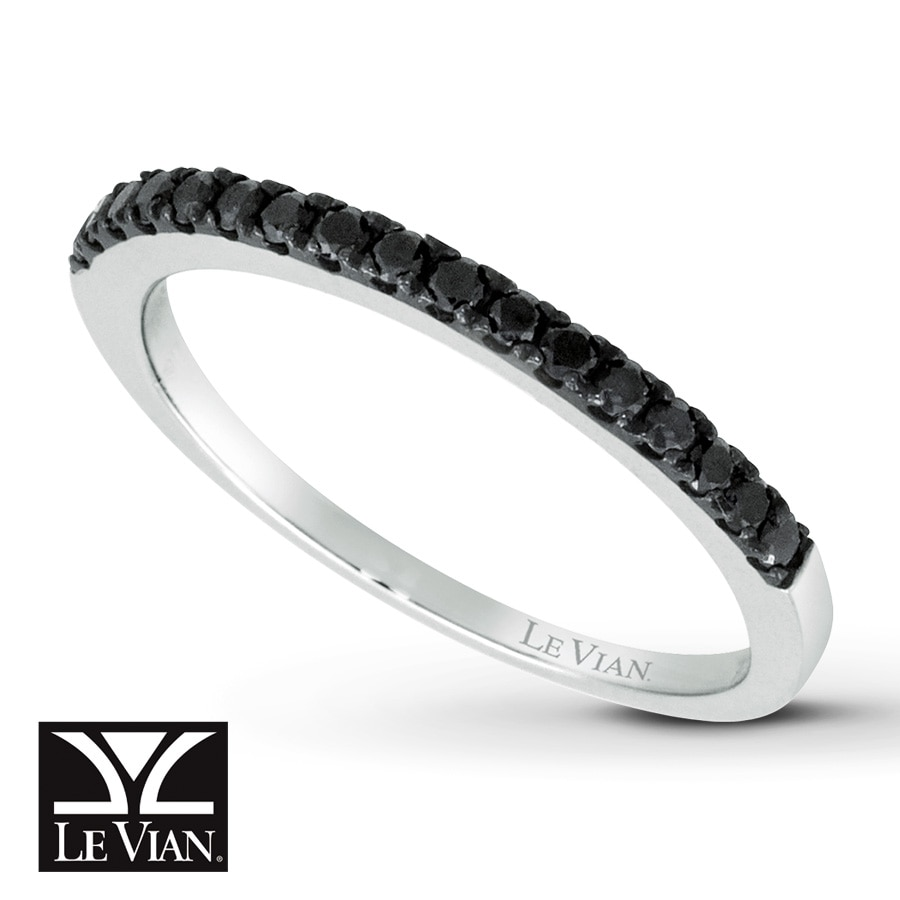 jared le vian 174 14k white gold 188 carat t w black