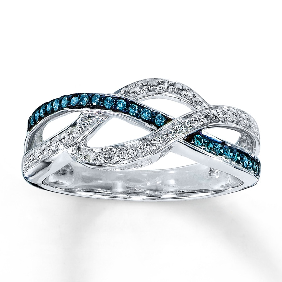 diamond light hover stone blue cttw white wedding jared jar rings ring zoom to en and zm jaredstore mv gold