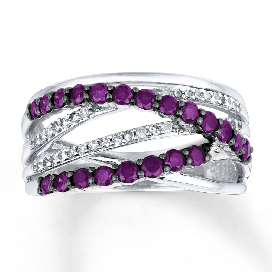 princess caravaggio diamond engagement purple platinum masters ring p product art platdam rings amethyst ct jewelry