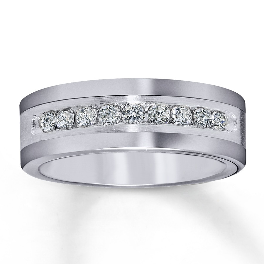 wedding rings for men jared jewelry from jared jewelers the ...