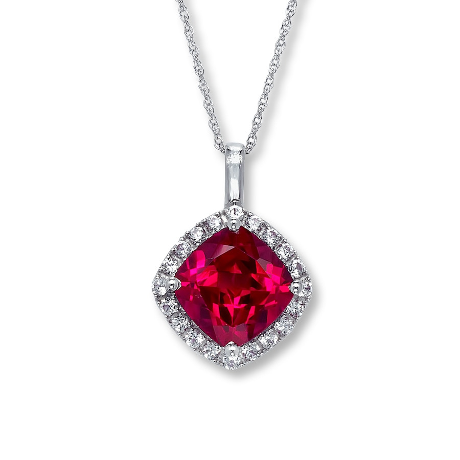 gold ruby necklace jewelry ideas
