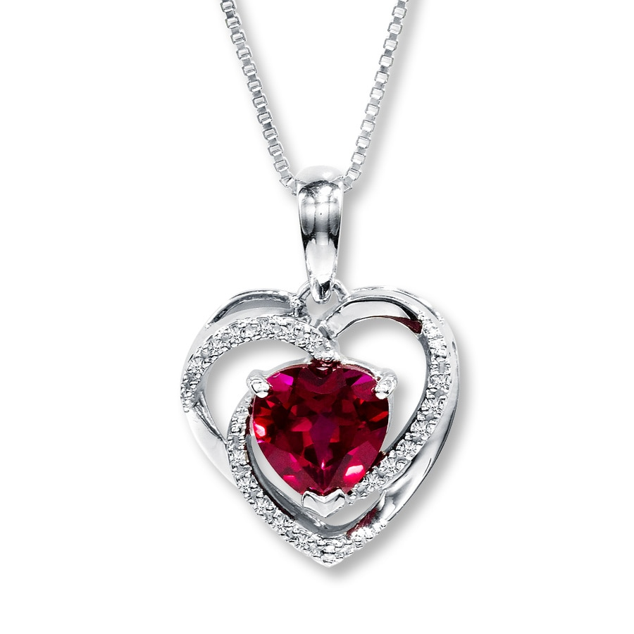 10k white gold heart diamond pendant necklace jewelry ideas. Black Bedroom Furniture Sets. Home Design Ideas