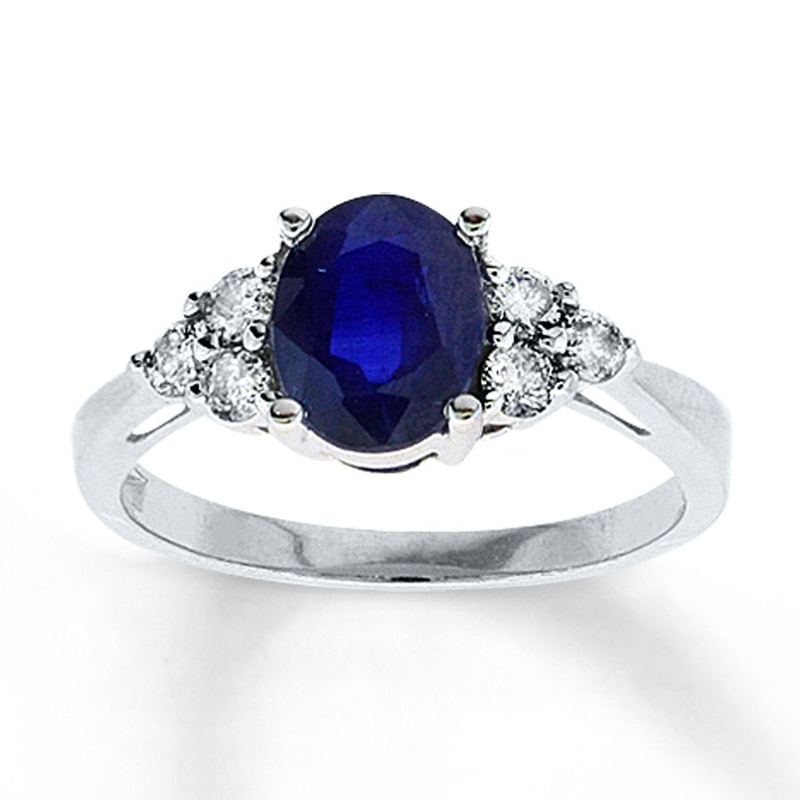 lovely original rings ct sterling engagement brand new elegant ring silver carat of sapphire diamant
