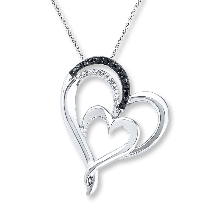 heart mu david yurman nmpahzm prod pendant p double necklace
