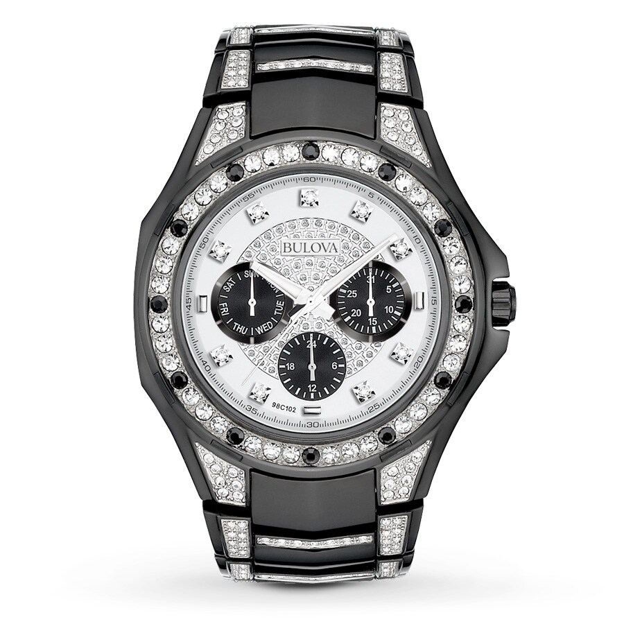 Watches watches for men bulova for Watches bulova