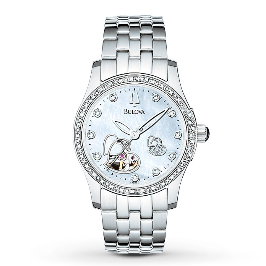 Ladies Bulova Watches