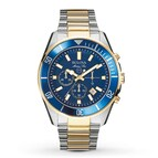 Bulova Men's Watch Marine Star Chronograph 98B230
