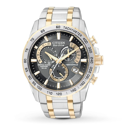 Citizen Men's Watch Chronograph AT4004-52E