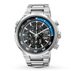 Citizen Men's Watch Eco-Drive Chronograph CA0440-51E