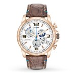 Citizen Men's Watch Eco-Drive Chrono Time A-T BY0103-02A