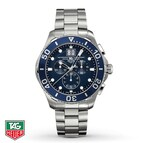 TAG Heuer Men's Watch Aquaracer CAN1011.BA0821