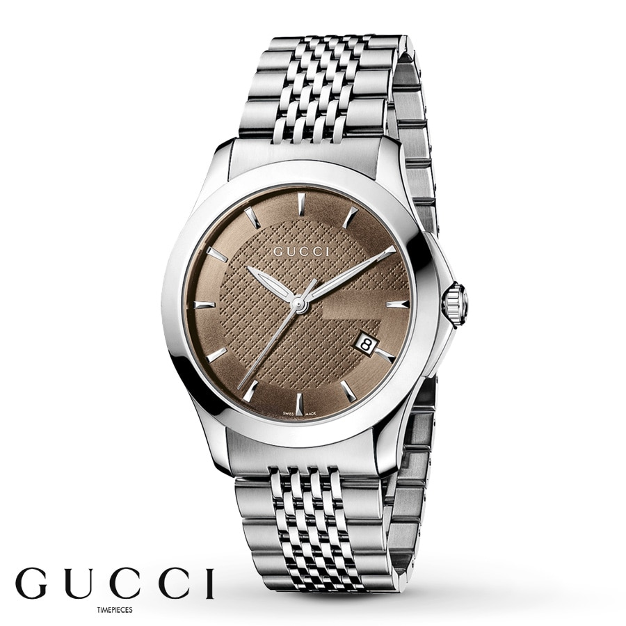 Jared Gucci Mens Watch GTimeless YA126406