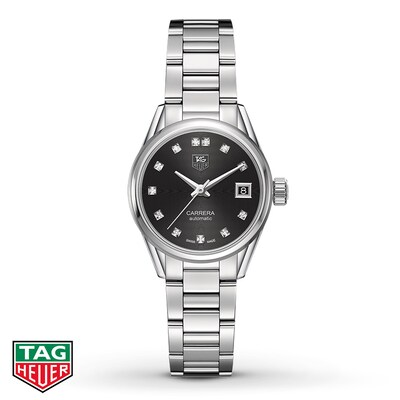TAG Heuer Women's Watch CARRERA Lady Calibre 9 WAR2413. BA0770- Women's Watches