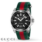 Gucci Men's Watch Dive YA136206