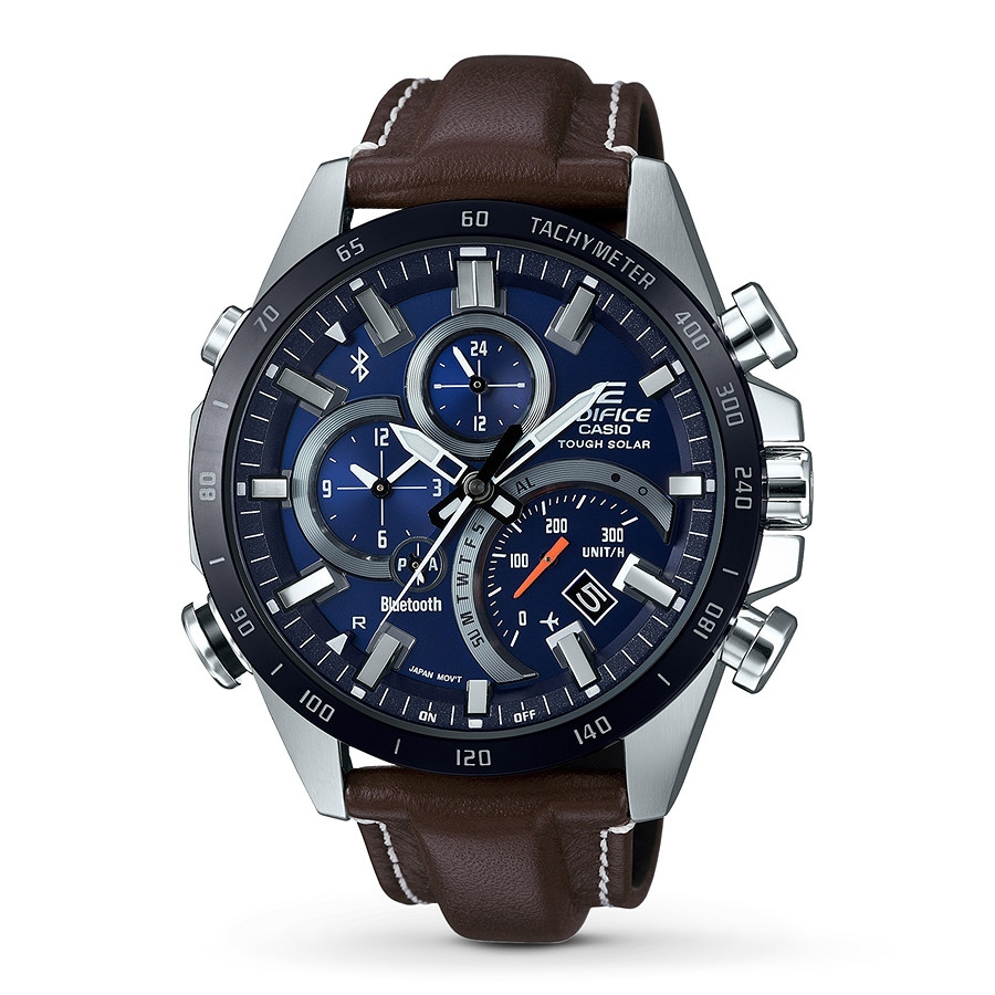 a04f35afd653 Casio EDIFICE Men s Watch EQB501XBL-2A - 321118806 - Jared