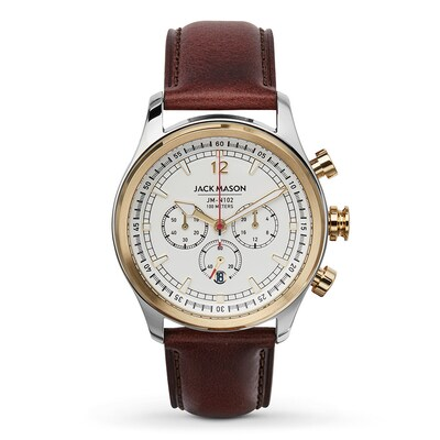 Jack Mason Nautical Chronograph Watch Jm-N102-324