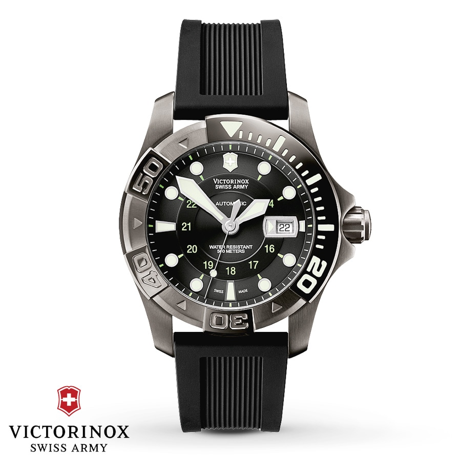 rubber divemaster of master tsovet rendering org victorinox watchhunter le edition strap dive digital watches the olive swiss limited featuring titanium army swap