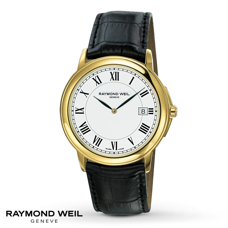 Jared raymond weil men 39 s watch tradition for Raymond weil watch