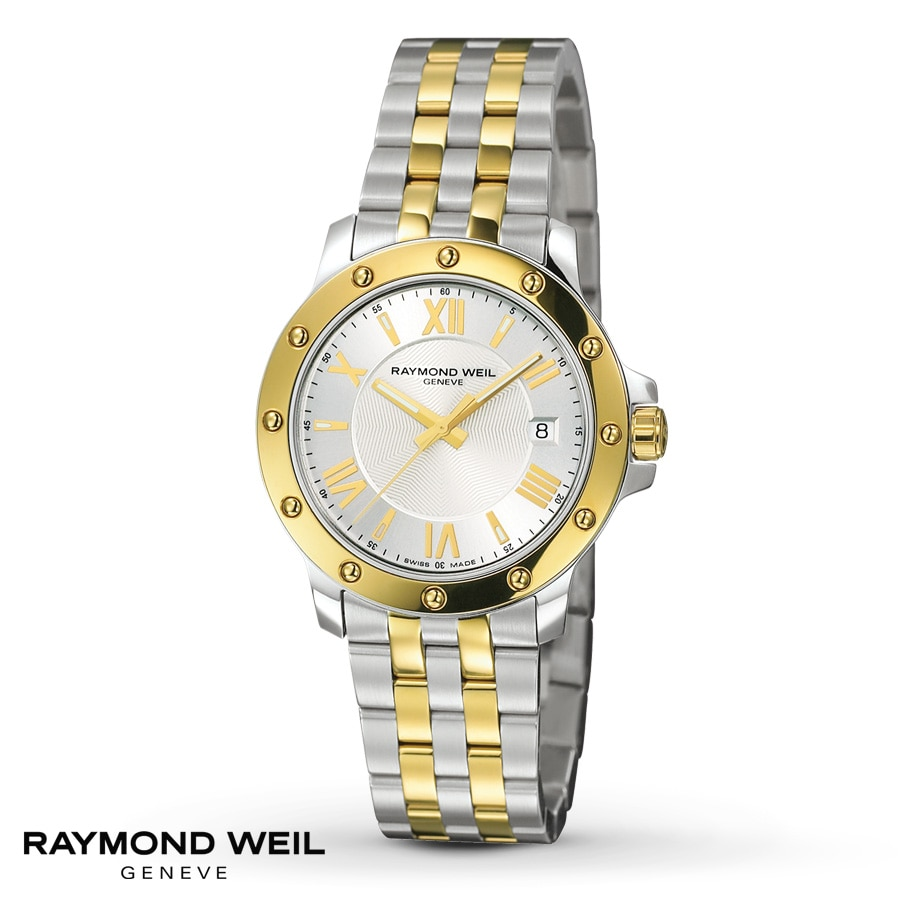 jared raymond weil men s watch tango two tone hover to zoom