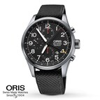 Oris Men's Watch Big Crown ProPilot GMT 677 7699 4164