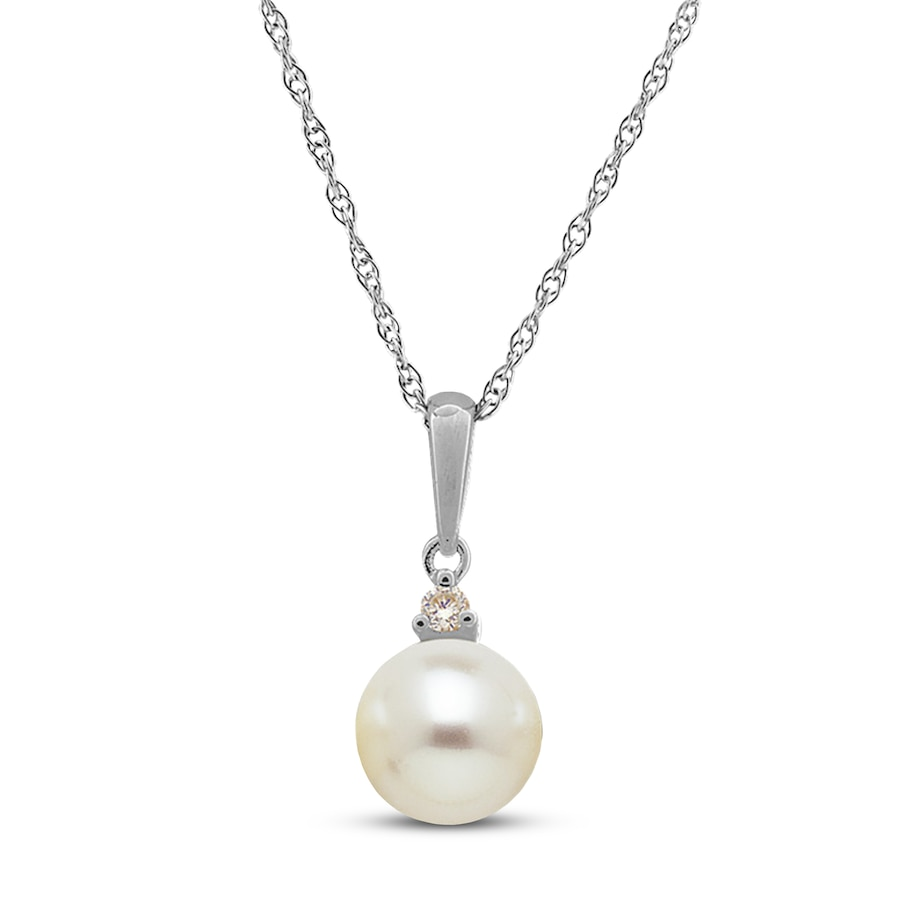 choker mikimoto with gold white diamond upon pearl in products a box ring pearls necklace once w diamonds