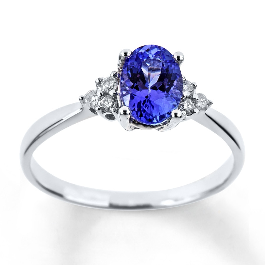 heart ring ct diamond shaped close pin bands exceptional up tanzanite