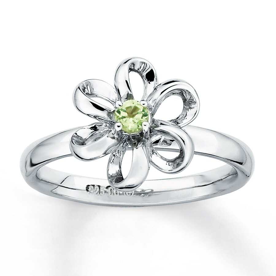 flower silver ring best 28 images silver flower ring