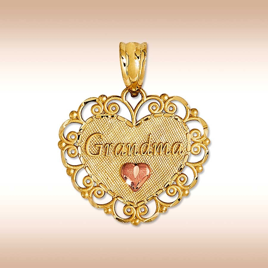 necklace locket gifts dp jewelry amazon floating steel authentic sister stainless lockets my big charm best grandma com friend