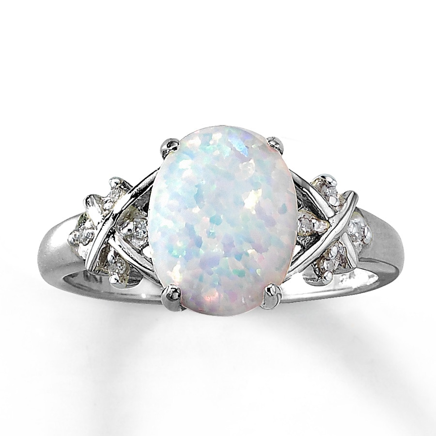 Opal Ring Up To