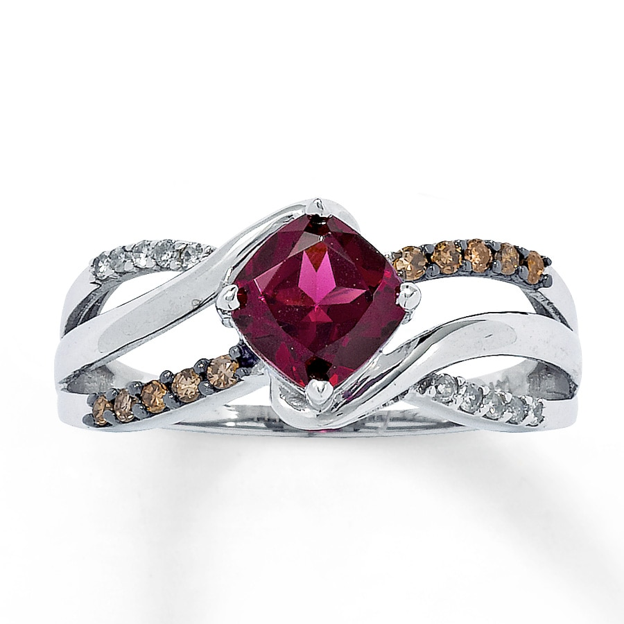 effy diamond jewelry tcw and garnet bordeaux gemma gold rhodolite rose ring rings