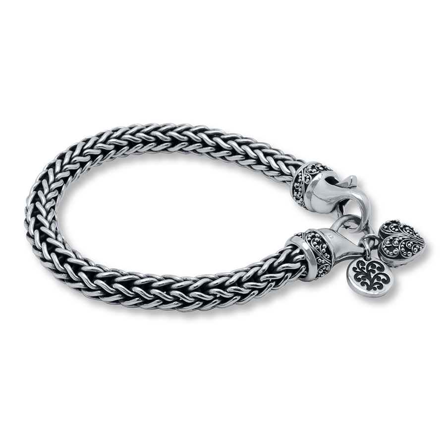 Jared Lois Hill Bracelet Sterling Silver