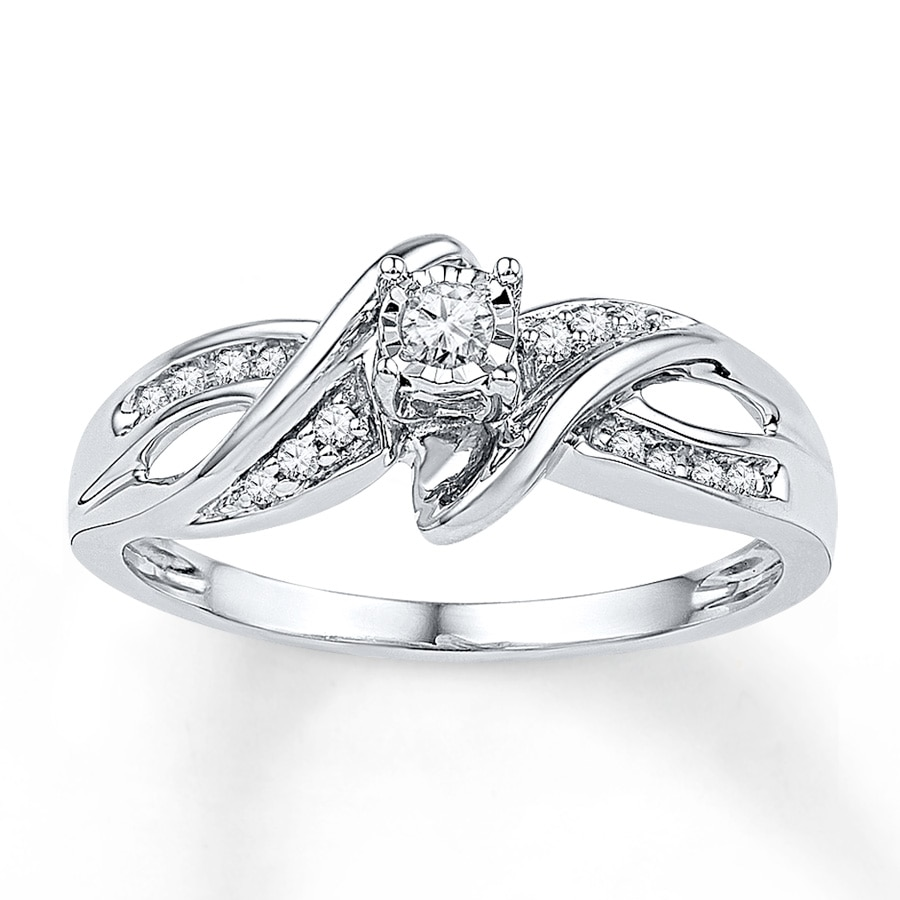 cut diamond hover kay carat promise ring tw to round rings en kaystore sterling zm silver ct zoom mv