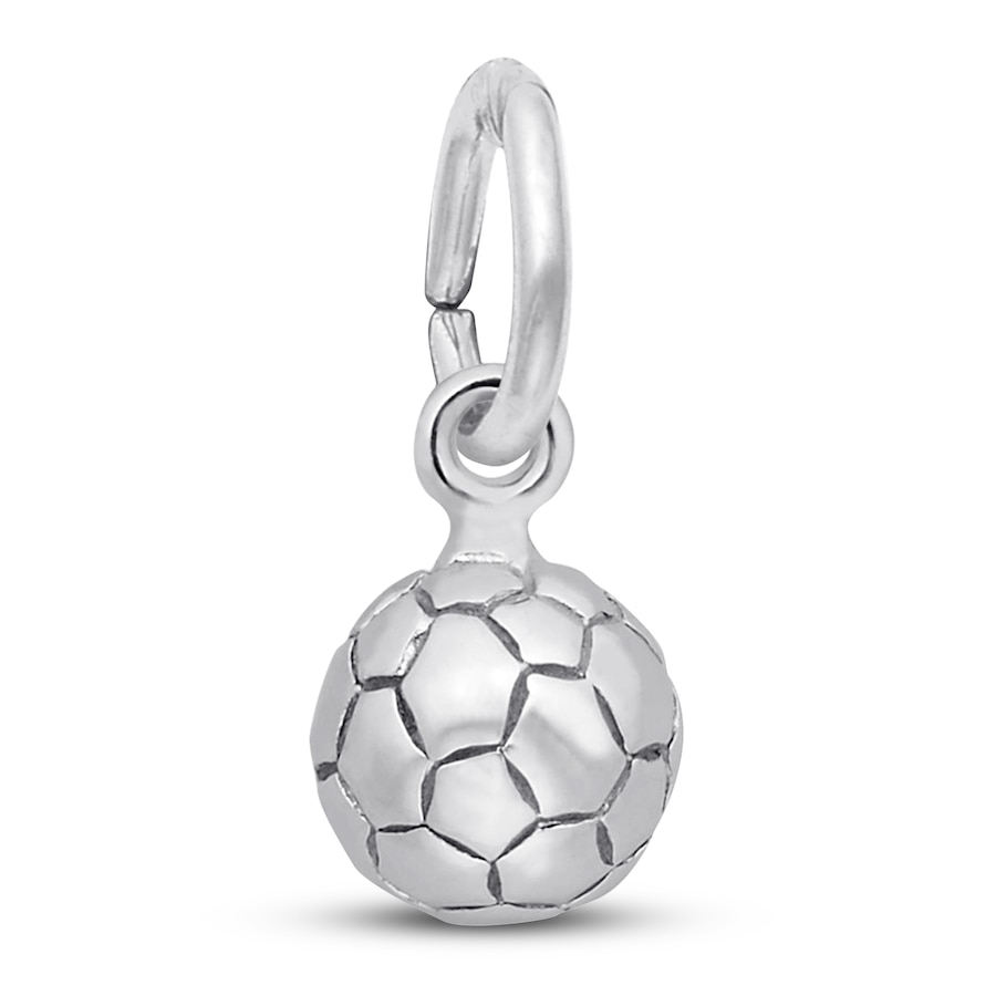 0d2358025 Soccer Ball Charm Sterling Silver - 507465007 - Jared