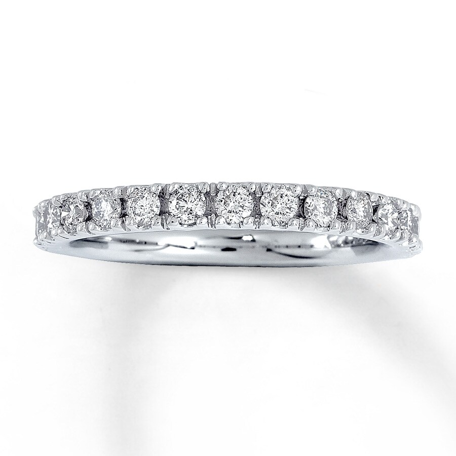 prong wb eternity in anniversary diamond pave gold bands round u platinum white band carat