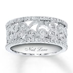 Neil Lane Designs Ring 3/4 ct tw Diamonds 14K White Gold