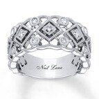 Neil Lane Designs Ring 1/5 ct tw Diamonds Sterling Silver