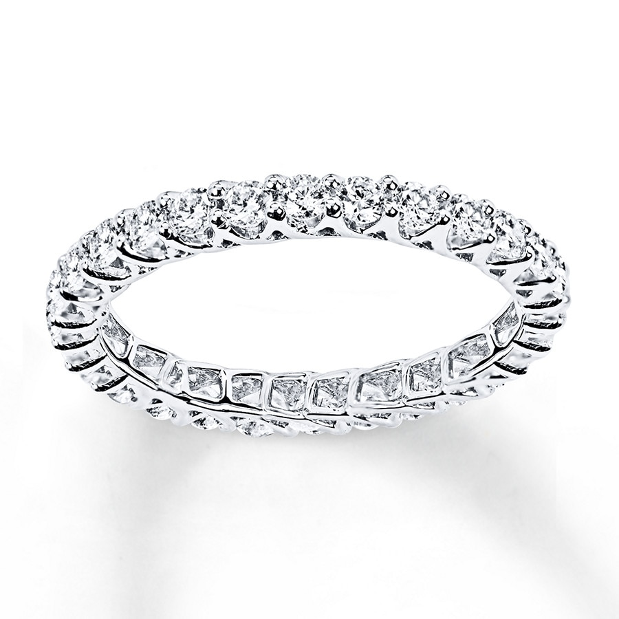 shared wedding bands band eternity round platinum g ring prong product diamond