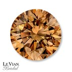 1 1/2 Carat Loose Diamond Chocolate SI2 Min Round LSCH 669