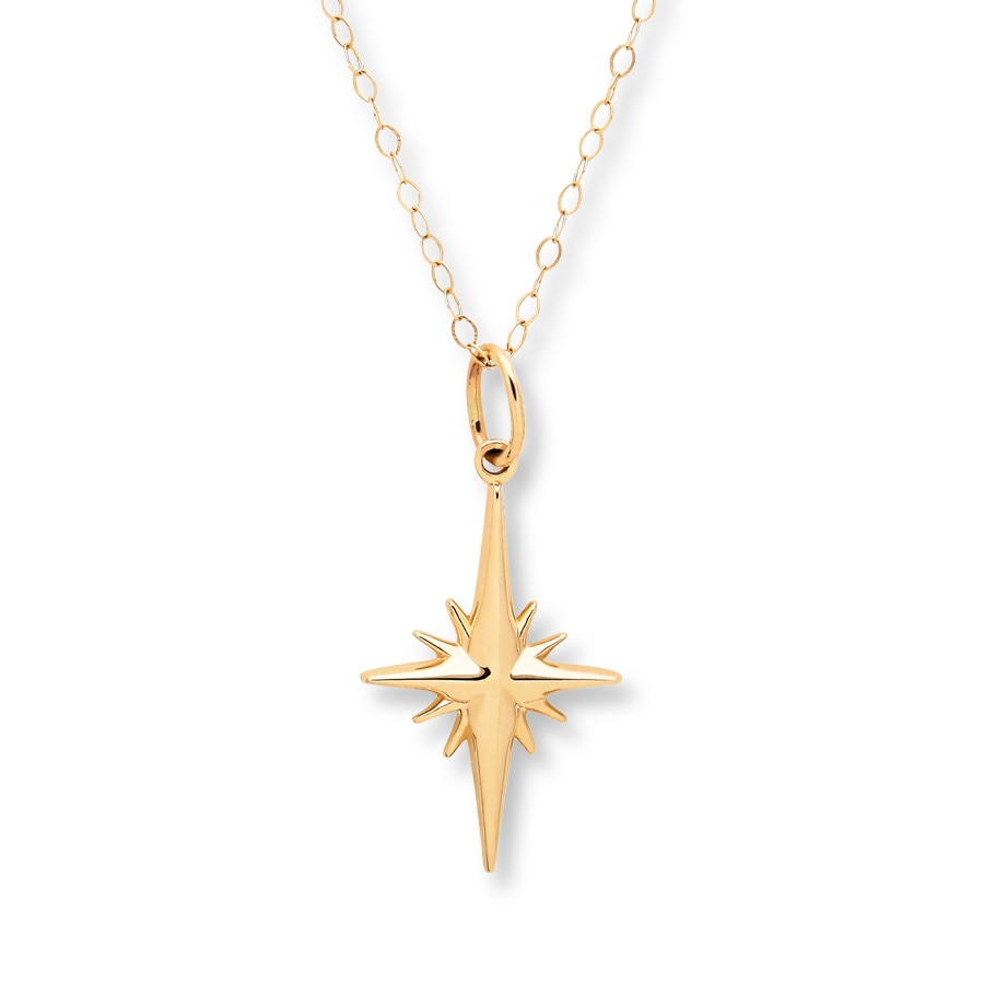 pendant product diva nova necklace trendy north sterling jewelry star silver