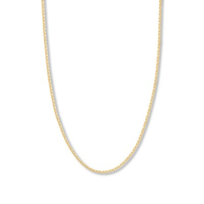 "22"" Mariner Chain 14K Yellow Gold 2.25mm"