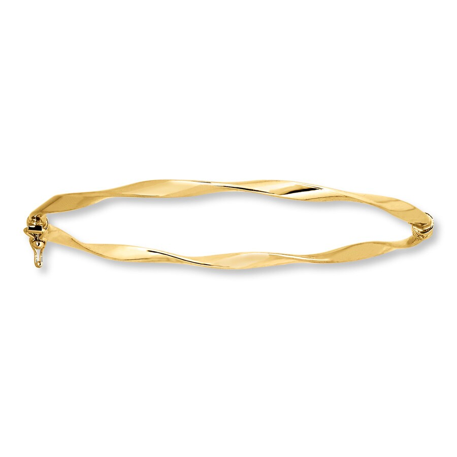 white product h twist webstore herringbone samuel d gold number bracelet twisted