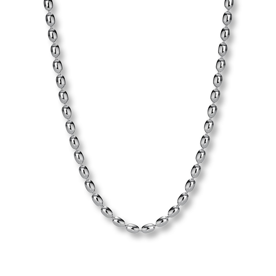 Jared PANDORA 236 Necklace Chain Sterling Silver