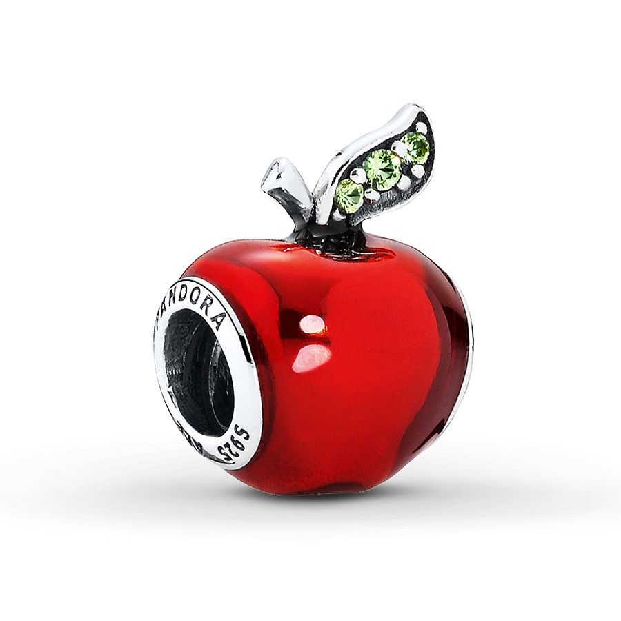 c1638a71f PANDORA Charm Disney, Snow White's Apple/St. Silver - 802078408 - Jared