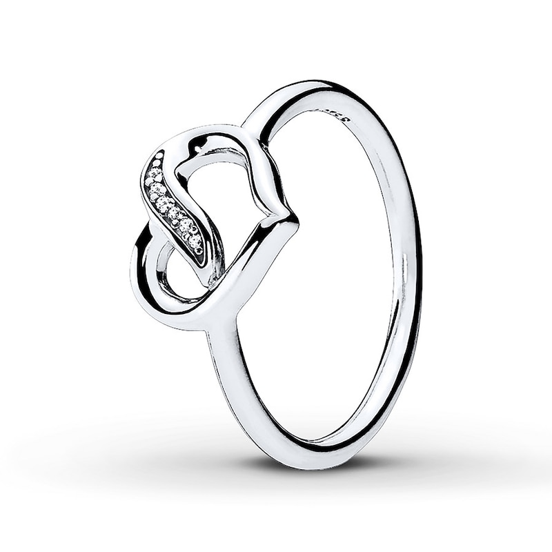 Pandora Ring Dreams Of Love Sterling Silver Pandora Jewelry
