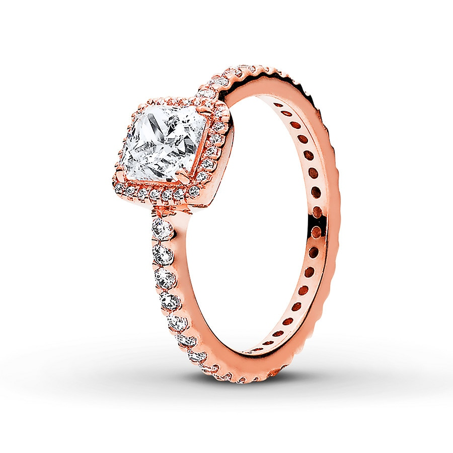 1d255f331 PANDORA Rose Ring Timeless Elegance - 80226940399 - Jared