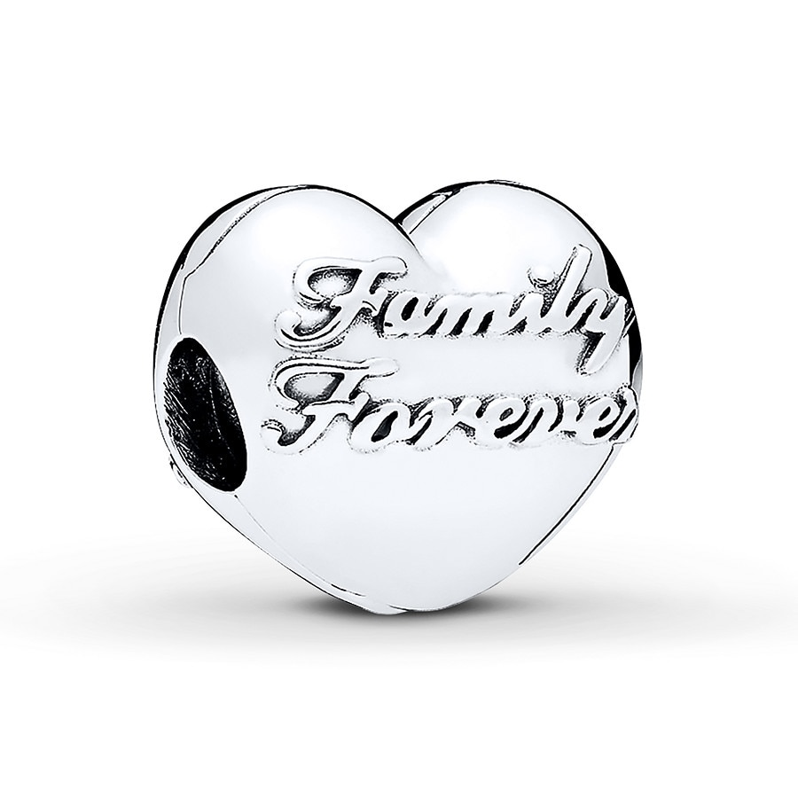 829c76d9d PANDORA Clip Family Union Sterling Silver - 802287209 - Jared
