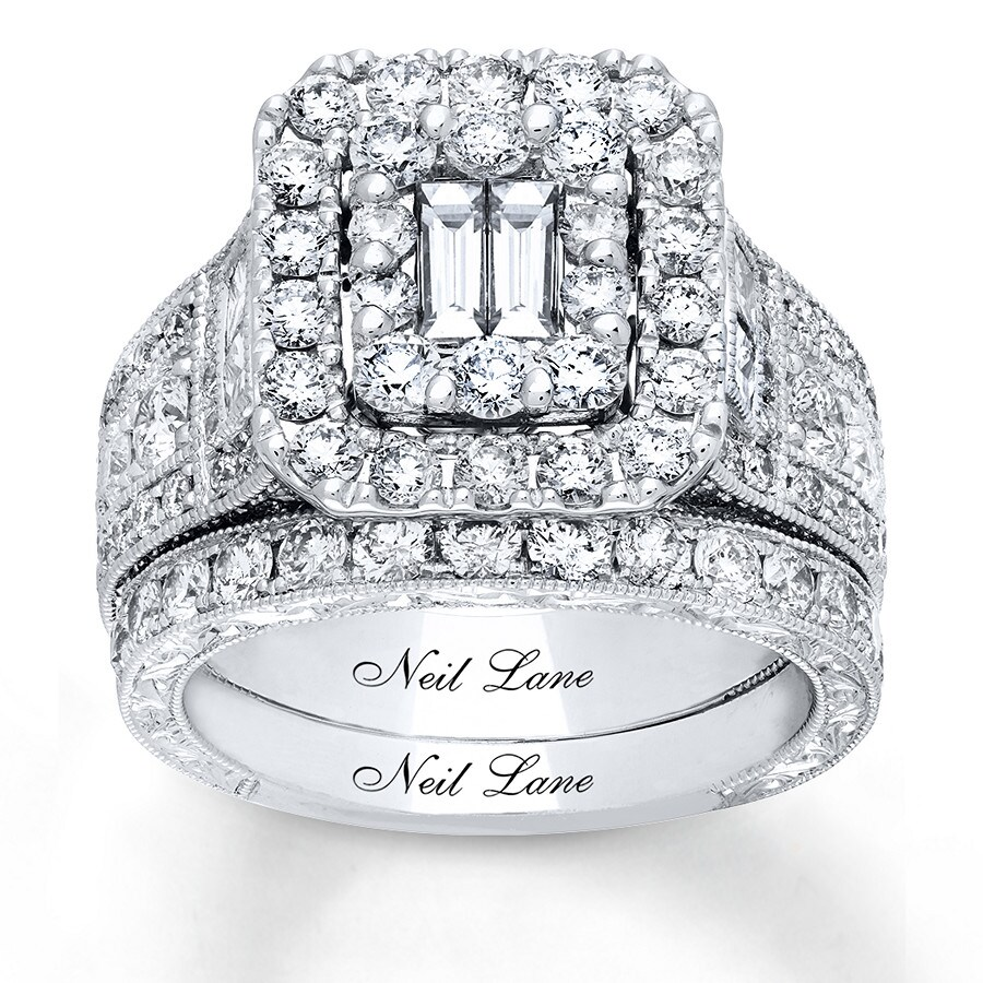 one pin in neil diamond engagement my ring the gold beautiful lane rose
